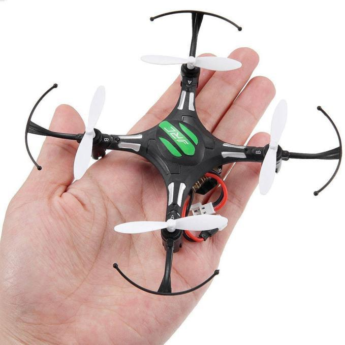 Mini 4CH 6 Axis RC Quadcopter LED Drone - Cards and Gadgets