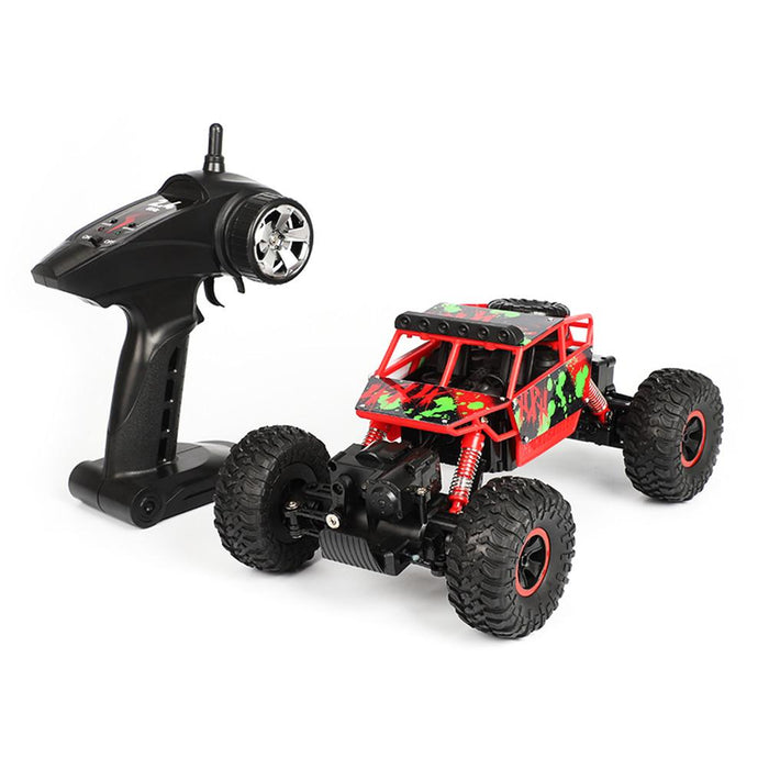 Remote Control 2.4GHz  4WD High Performance Monster Truck - Cards and Gadgets