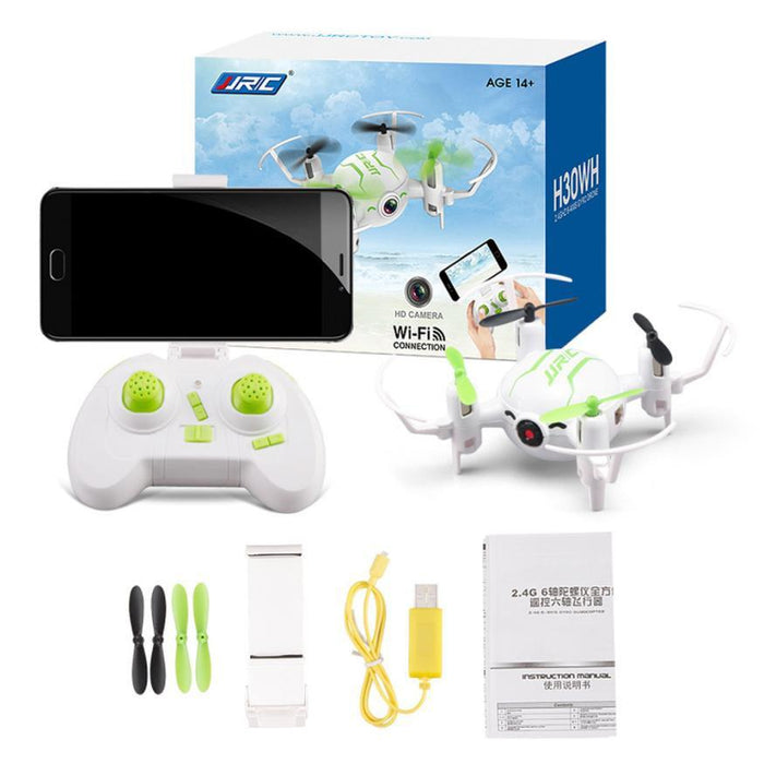 Mini Headless Quadcopter Drone Toy with Camera - Cards and Gadgets