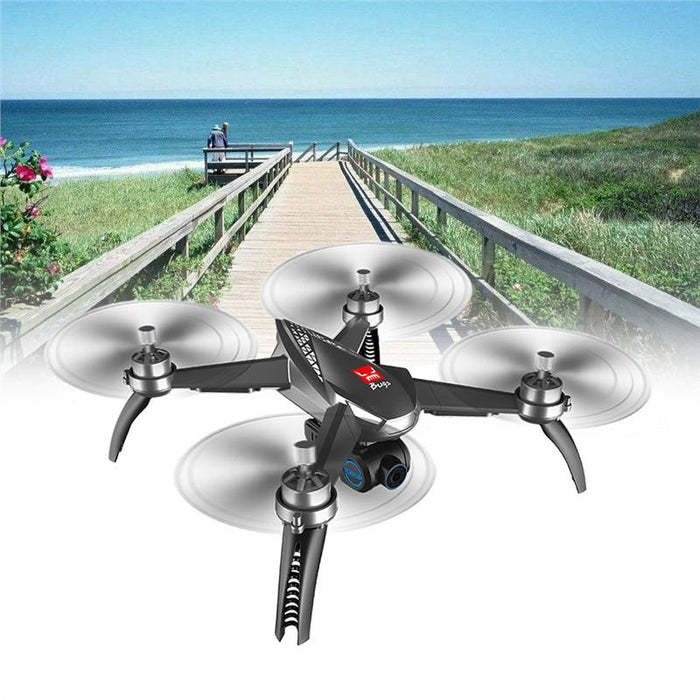 2.4GHZ 5G WiFi GPS Altitude Headless Quadcopter Drone with 1080P Camera - Cards and Gadgets