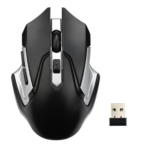 2.4Ghz Wireless Optical Gaming Mouse - Cards and Gadgets