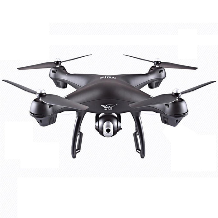 S70W 2.4GHz GPS FPV Drone Quadcopter with 1080P HD Camera - Cards and Gadgets