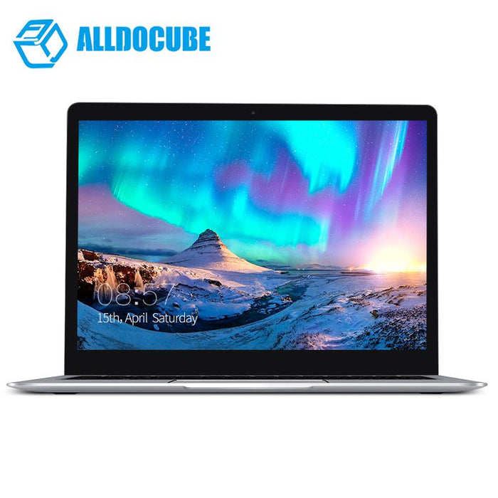 ALLDOCUBE cube i35 Thinker fingerprint Notebook Tablet 13.5 inch 3000*2000 IPS Tablet Touch Screen Intel Kabylake 7Y30 8GB/256GB Type C - Cards and Gadgets