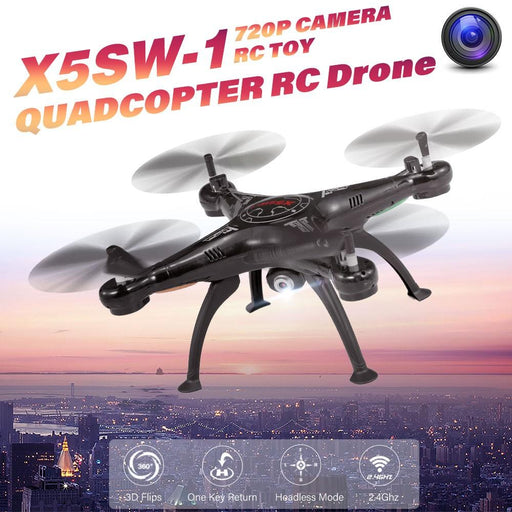 2.4G 4 CH Images Return RC Quadcopter Drone - Cards and Gadgets