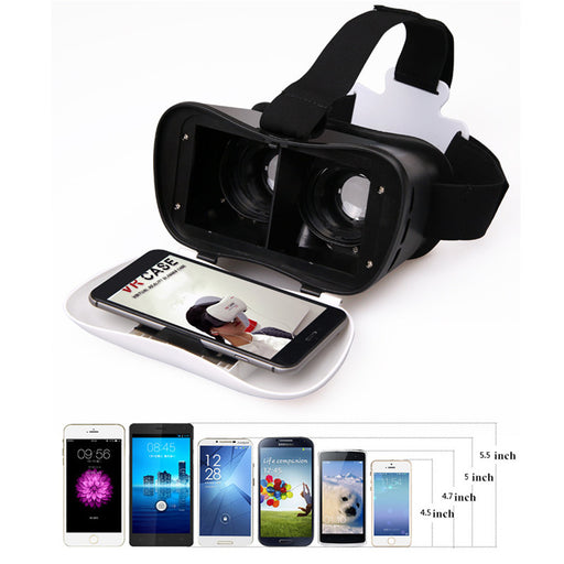 VR Game Headset - Cards and Gadgets