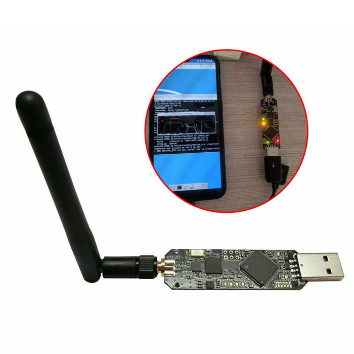 Ubertooth One Module Test Tool 2.4GHz Wireless Development Platform Suitable for Bluetooth Experimentation Ubertooth One - Cards and Gadgets
