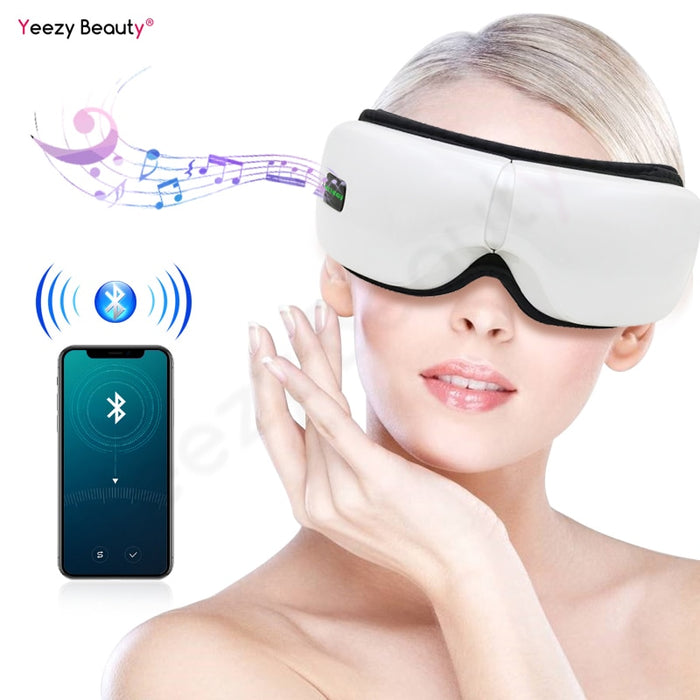 Wireless Electric Eyes Massager Machine Eye Care - Cards and Gadgets