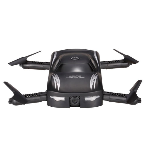 Foldable WiFi RC Quadcopter Drone with Camera - Cards and Gadgets