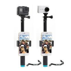 Bakeey Handheld Monopod Tripod Selfie Stick Pole with Clip for Smartphones GoPro Hero 4 5 6 SJCAM - Cards and Gadgets