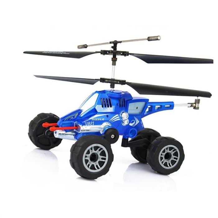 Ultimate 3 in 1 RC Helicopter Tank - Cards and Gadgets