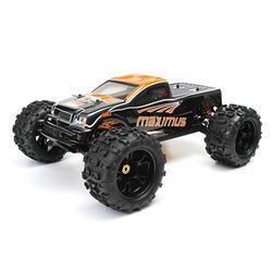 DHK 8382 Maximus 1/8 120A 85KM/H 4WD Brushless Monster Truck RC Car - Cards, Collectibles and Gadgets - CCG LLC