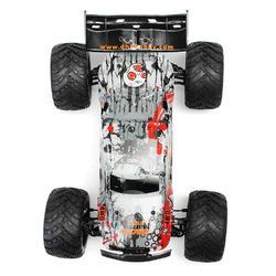DHK Hobby Zombie 8E 8384 1/8 100A 4WD Brushless Monster Truck RTR RC Car - Cards and Gadgets