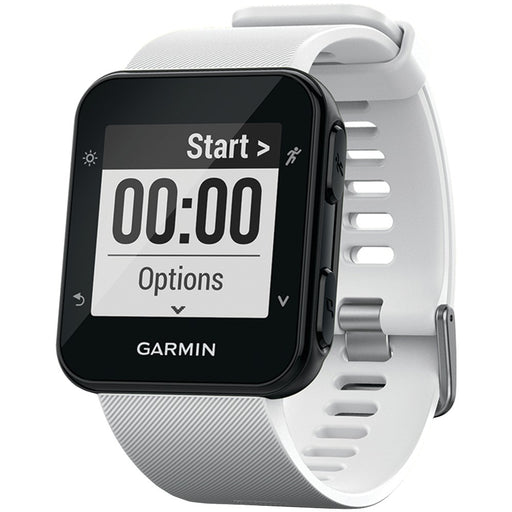 Garmin 010-01689-03 Forerunner 35 GPS-Enabled Running Watch (White) - Cards and Gadgets