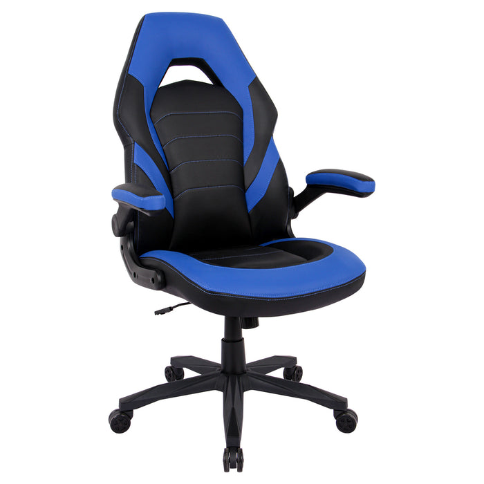 Gaming Racing  Chair with Ergonomic Design for Lumbar Support - Cards and Gadgets