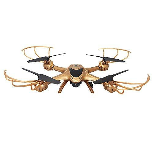 Predator Gold Drone with Altitude Hold Mode - Cards and Gadgets