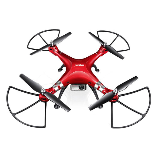 Premium 2.4G 4 Channel Quadcopter Drone with 8MP 1080P Camera - Cards and Gadgets