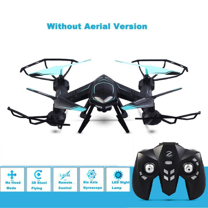 4CH 2.4G 6-axis Gyro RC Headless Quadcopter Drone Toy - Cards and Gadgets
