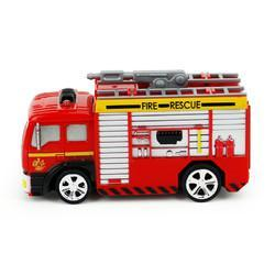 Coke Can Shenqiwei 8027 1:58 Water Tank Truck Fire-Engine RC Car Mini 4 Channel - Cards and Gadgets