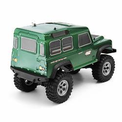 HSP RGT 136100 1/10 2.4G 4WD Rc Car Rock Cruiser Waterproof Off-road Truck RTR Toy - Cards, Collectibles and Gadgets - CCG LLC