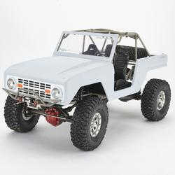 TFL Hobby Bronco C1508 1/10 2.4G 4WD 45T Climbing RC Car No Coating Without Motor 540 - Cards and Gadgets