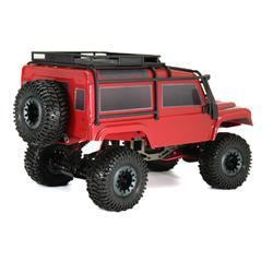 ZD 08422? 1/8 2.4G 4CH 4WD Long Distance 200m Rc Car Crawler Truck - Cards and Gadgets