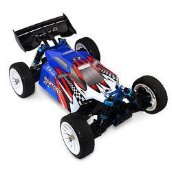 ZD Racing RAPTORS BX-16 9051 1/16 2.4G 4WD 55km/h Brushless Racing Rc Car Off-Road Buggy RTR Toys - Cards and Gadgets