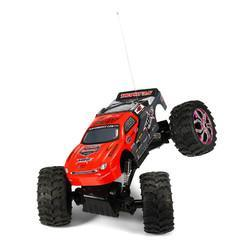 NQD 1/10 Remote Control 4WD High Speed 40km/h Off Road Rock Crawler King RC Car Red Head 40MHz - Cards, Collectibles and Gadgets - CCG LLC