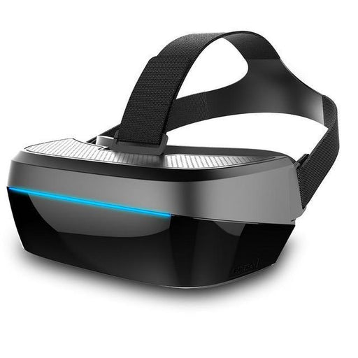 "MEAFO VR Box 3.0 Pro Glasses HMD-518S WIFI Andriod 4.4 3D Video Movie Game Glasses Theater 1280P 80"" Wide Screen Private 8G ROM - Cards and Gadgets"