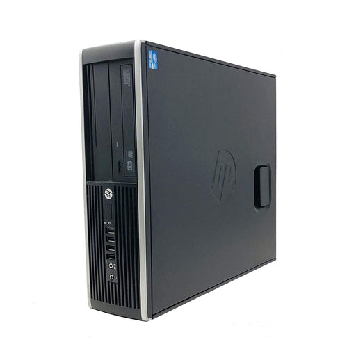 Hp Elite 8200 - Desktop (Intel i5-2400, 8GB RAM, 250GB HDD, Windows 7 PRO) - Refurbished - Cards, Collectibles and Gadgets - CCG LLC