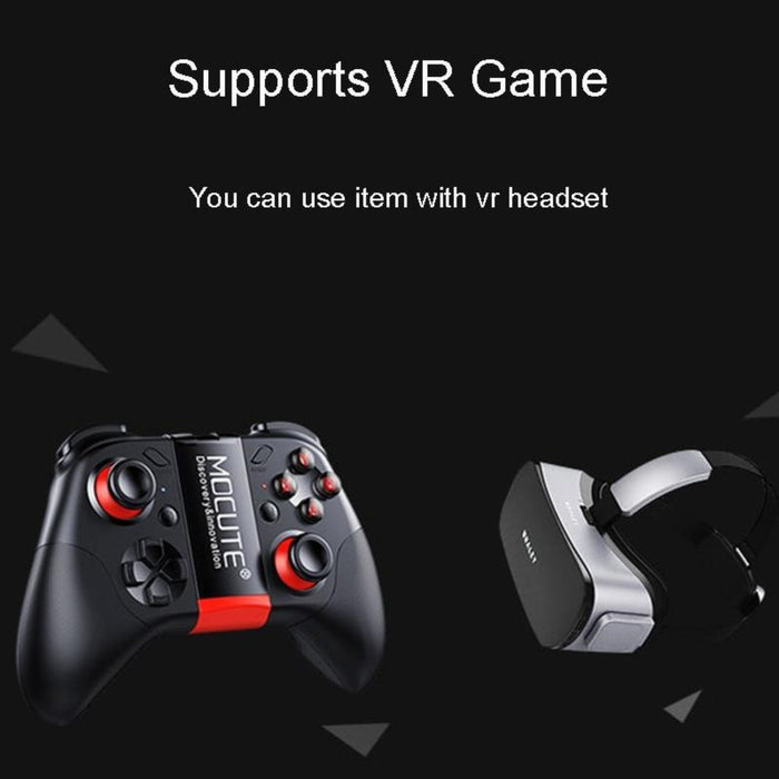 Dragon ZX5 VR Gaming Stereo 3D Headset with Gaming Controller - Cards and Gadgets