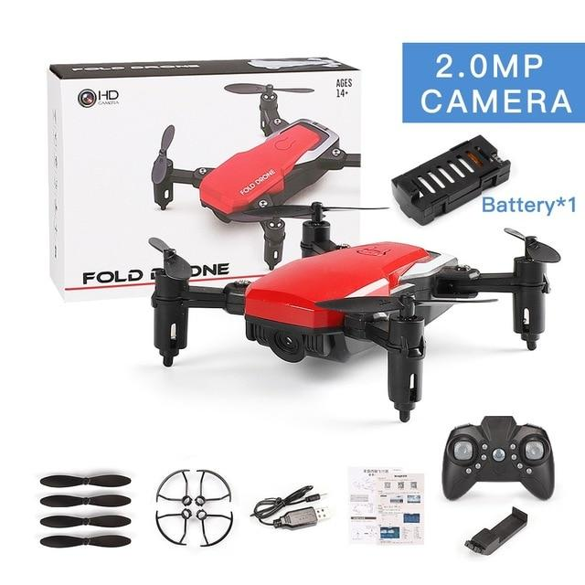 Ninja Dragons RC Mini 3D Flip FPV Toy Quadcopter Drone with 2MP Camera - Cards and Gadgets