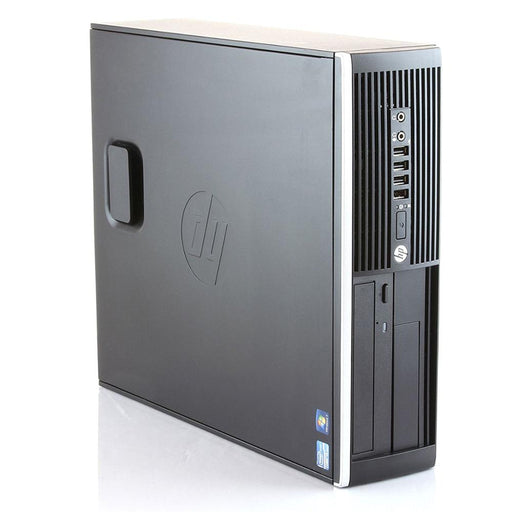 Hp Elite 8300 - Desktop (Intel i5-3470, 3.2, Reader, 4GB RAM, 500GB HDD Drive, Windows 7 PRO) Refurbished - Cards and Gadgets