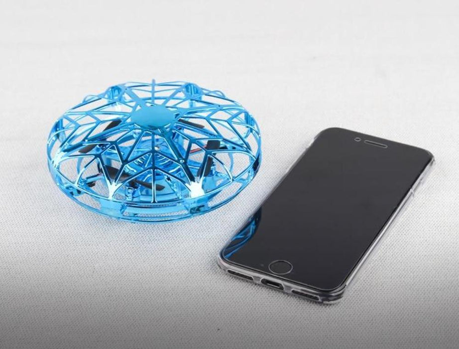 Ninja Dragon Mini UFO Gesture Control Collision Avoidance Drone Toy - Cards and Gadgets