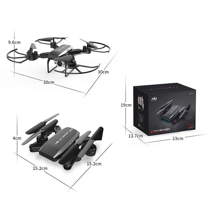Ninja 606 RC Quadcopter Toy Drone with 1080 Camera - Cards and Gadgets
