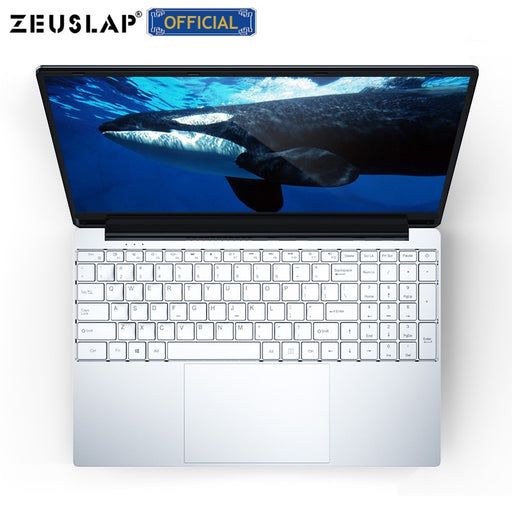 15.6inch 8GB RAM+256GB SSD Intel Core i3-5005U CPU Dual Band Wifi Bluetooth 4.0 Win10 Ultrathin Office Laptop Notebook Computer - Cards and Gadgets