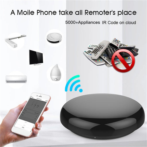 WiFi IR Control Hub Smart Home Blaster Infrared Wireless Remote Control via Smart Life Tuya APP Work  Home hot sale - Cards and Gadgets