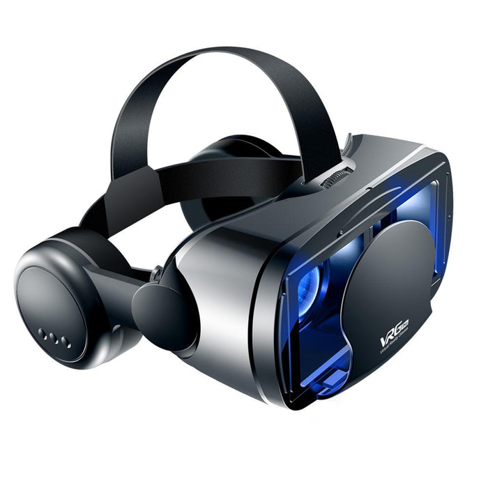 Full Screen VR Glasses  Durable Virtual Reality Glasses with A Large Headset for 5 to 7 inch Smart Phone with Detachable Frame - Cards, Collectibles and Gadgets - CCG LLC