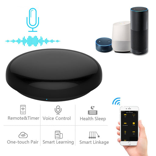 Universal Infrared Wifi Mobile Phone TV Air Conditioning General Household Appliances Wireless RF Remote Control Smart Home - Cards and Gadgets