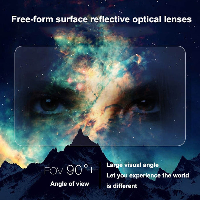 AR Box Holographic Effects Augmented Reality Glasses - Cards and Gadgets