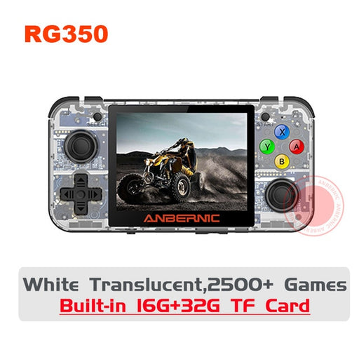 ANBERNIC RG280m handheld Retro Games Metal Shell System PS1 Arcade Games Handheld Game Player RG350/RG350M RG280console RG350P - Cards and Gadgets