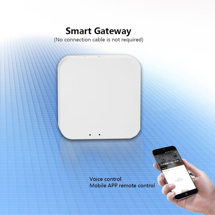 Zigbee Smart Gateway Wireless Intelligent Gateway Smart Home Control System Linkage Zigbee Protocol Device Smart Home Gadgets - Cards, Collectibles and Gadgets - CCG LLC