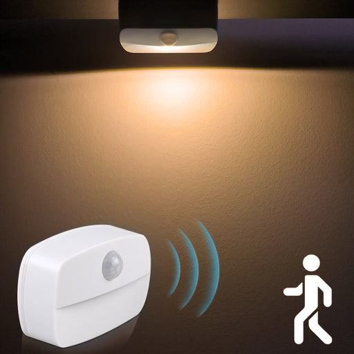 Night Light Smart Motion Sensor LED Night Lamp - Cards and Gadgets