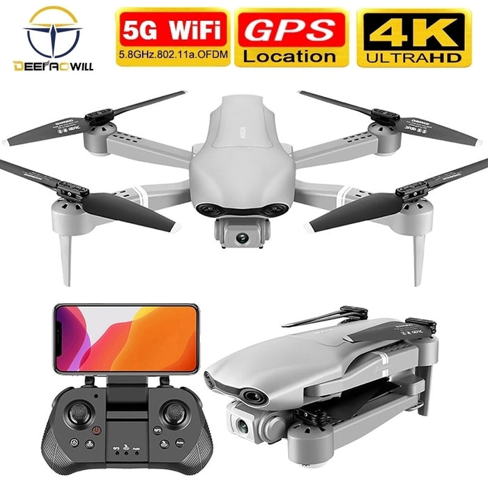 F3 drone GPS 4K 5G WIFI - Cards and Gadgets