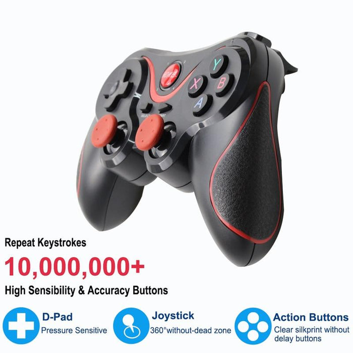 Dragon TX3 Wireless Bluetooth Mobile Gaming Controller - Cards and Gadgets