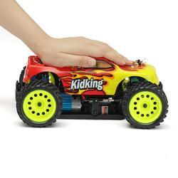 HSP 94186 1/16 2.4G 4WD Electric Power Rc Car Kidking Rc380 Motor Off-road Monster Truck RTR Toy - Cards, Collectibles and Gadgets - CCG LLC