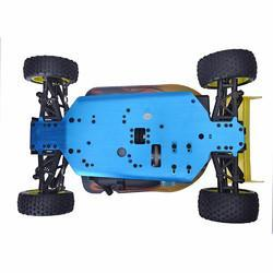 HSP Baja 94166 1/10 2.4G 4WD RC Car Backwash Off-road Truck With 18cxp Engine RTR Toy - Cards and Gadgets
