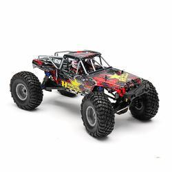 HSP RGT 18000 1/10 2.4G 4WD 470mm Rc Car Rock Hammer Crawler Off-road Truck RTR Toy - Cards and Gadgets