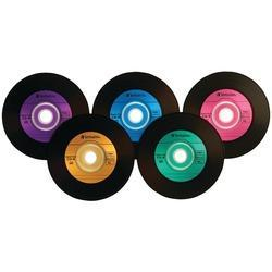 Verbatim 94587 700mb 80-minute Digital Vinyl Cd-rs (50-ct Spindle) - Cards, Collectibles and Gadgets - CCG LLC