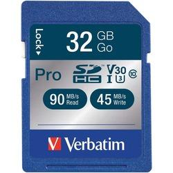 Verbatim 98047 Pro 600x Sdhc Card (32gb) - Cards, Collectibles and Gadgets - CCG LLC