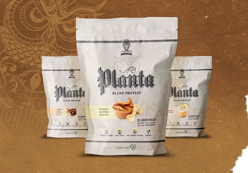 Ambrosia Collective - makers of Planta Plant Protein